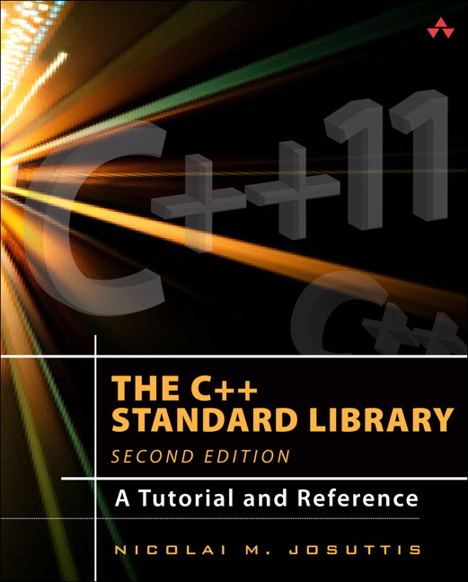Nicolai M  Josuttis: The C++ Standard Library, 2nd edition